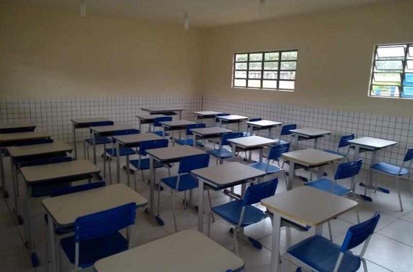 GOV. JORGE TEIXEIRA-  Informes da Secretaria Municipal de Educação sobre o cancelamento das reuniões presenciais com a comunidade.